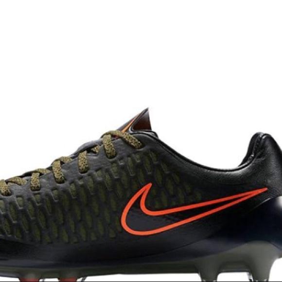 Nike Magista Opus FG custom Army Football colorway